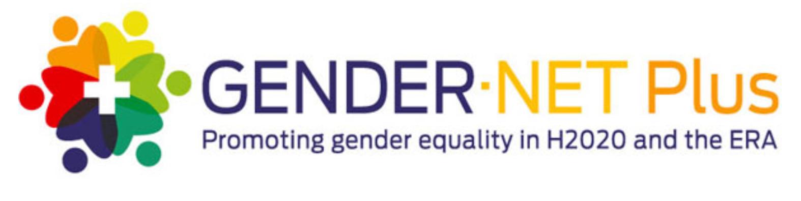GENDER-NET logo printscreen