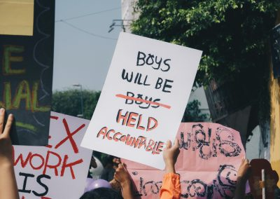 On the importance of addressing gender-based violence in universities and research organisations